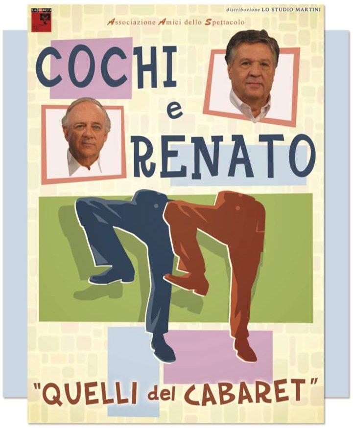 QUELLI DEL CABARET - Cochi e Renato