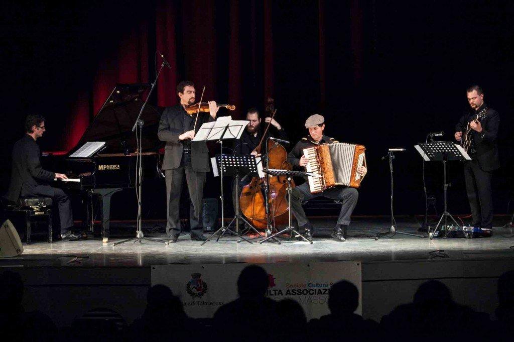Rinascimento, il fascino intramontabile del tango - Quinteto Porteño