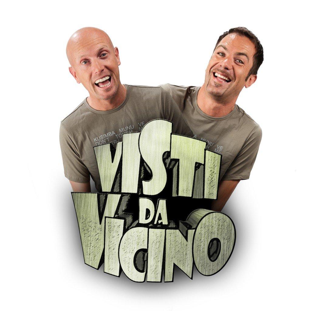 VISTI DA VICINO - Carlo e Giorgio