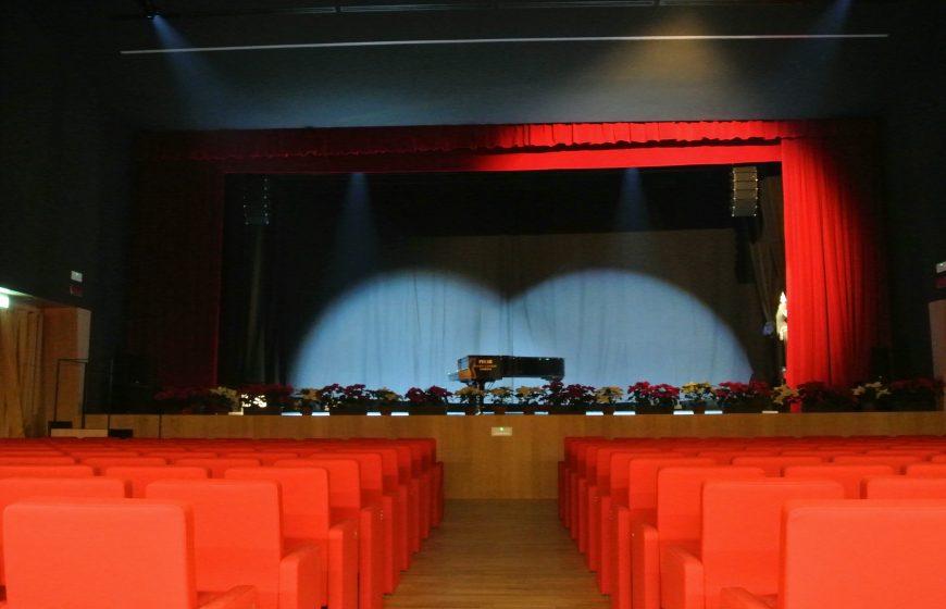 Teatro Miotto Spilimbergo Odeia